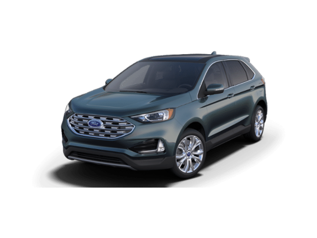 2019 Ford Edge Titanium Crossover for sale in Detroit at Bob Maxey Ford Inc.